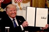 TT Trump ký lệnh cắt giảm quy định liên bang để thúc đẩy tăng trưởng kinh tế