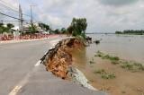 Sạt đến tim đường, An Giang ban bố tình huống khẩn cấp trên Quốc lộ 91