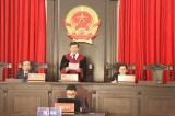 Cựu Giám đốc Sở Y tế Long An không đến phiên tòa xét xử chính mình