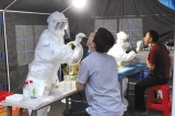 TQ: Sau Vũ Hán đến Mẫu Đơn Giang xét nghiệm axit nucleic diện rộng
