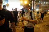 Ký giả của Epoch Times Hồng Kông bị người cầm dao tấn công