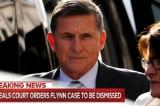 Tòa Phúc thẩm yêu cầu hủy án đối với cựu Cố vấn An ninh Michael Flynn