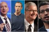 4 ông lớn công nghệ Mỹ ra điều trần. Họ sẽ đối mặt với điều gì?