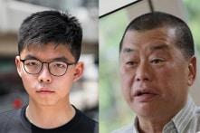 Hoàng Chi Phong không đầu hàng, Lê Trí Anh không rời Hồng Kông