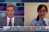 """Nhà virus học Li-Meng Yan: """"Tôi sẽ cung cấp tất cả các chứng cứ"""""""