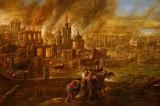 """Vài suy cảm về Sodom, đô thành tội lỗi bị """"lửa trời"""" phá hủy"""