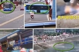 TQ: Xe buýt lao xuống hồ ở Quý Châu, 36 người tử thương
