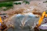Video chính quyền Trung Quốc chủ động đào đê xả lũ hồ Bà Dương