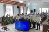6 bị cáo đưa người Trung Quốc nhập cảnh trái phép nhận 25 năm tù